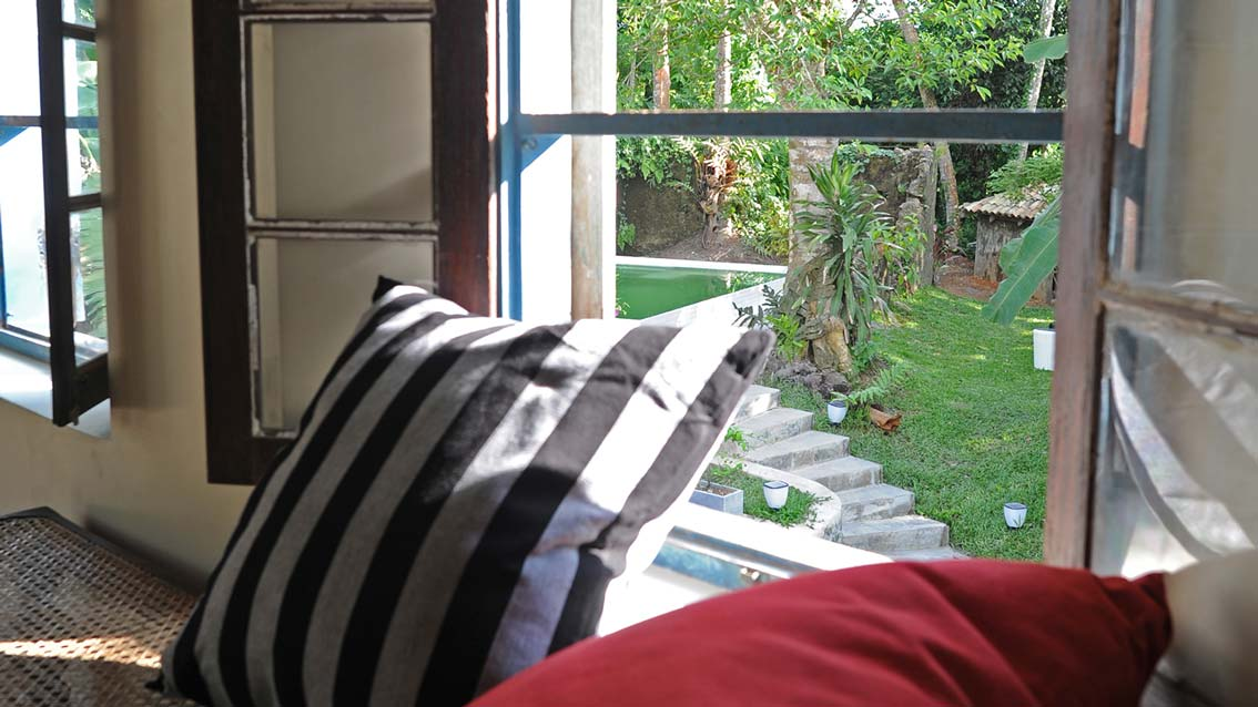 colonial-bungalow-A-view-of-the-pool-from-the-Loft-Room